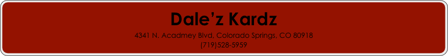 Dale'z Kardz